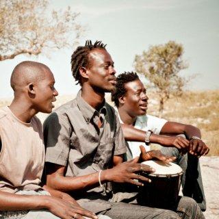 Coffee Mania, Un café avec les Sénégalais