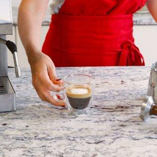 Coffee Mania, Préparer une Noisette au percolateur