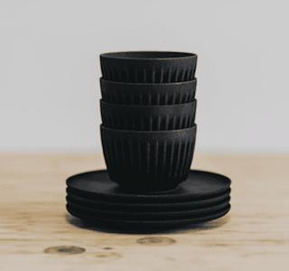 Coffee Mania, Huskeecup : une tasse à café… en café !