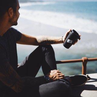 Coffee Mania, Un café à emporter avec Guillaume Gruber