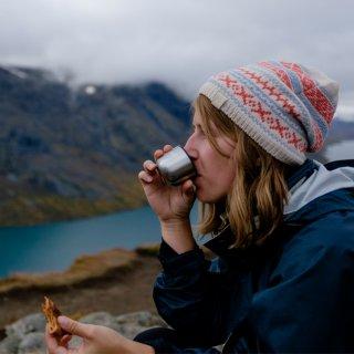 Coffee Mania, Un café avec les Norvégiens