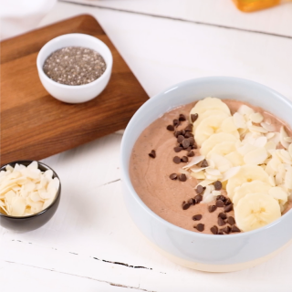 Coffee Mania, Smoothie Bowl caféiné