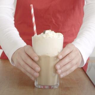 Coffee Mania, Le milkshake au café
