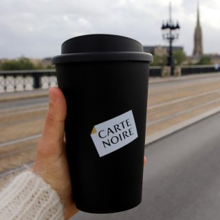 Coffee Mania, Un café à emporter avec Sabine Mérillon