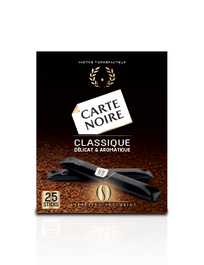 SOLUBLE STICKS x25 - Café soluble lyophilisé