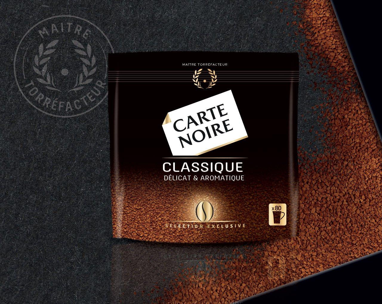 RECHARGE SOLUBLE - Café soluble lyophilisé