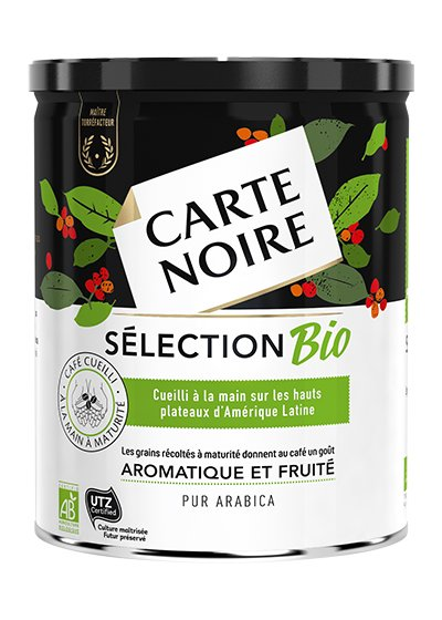 SELECTION BIO - Café torréfié moulu