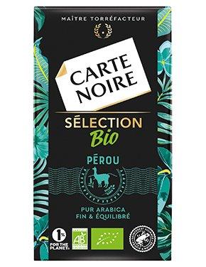 SELECTION PEROU - Café torréfié moulu biologique