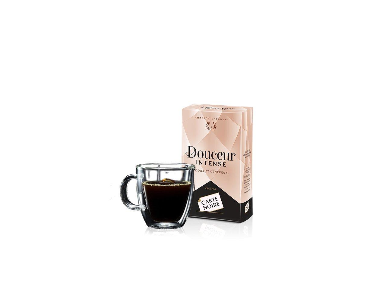 DOUCEUR INTENSE - Café moulu torréfié