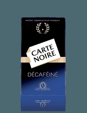 DÉCAFÉINÉ - Café torréfié moulu décaféiné