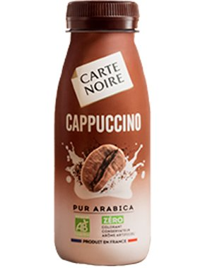 CAPPUCCINO 250 ML - Café prêt-à-boire
