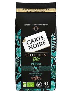SELECTION PEROU - Café en grains biologique torréfiés