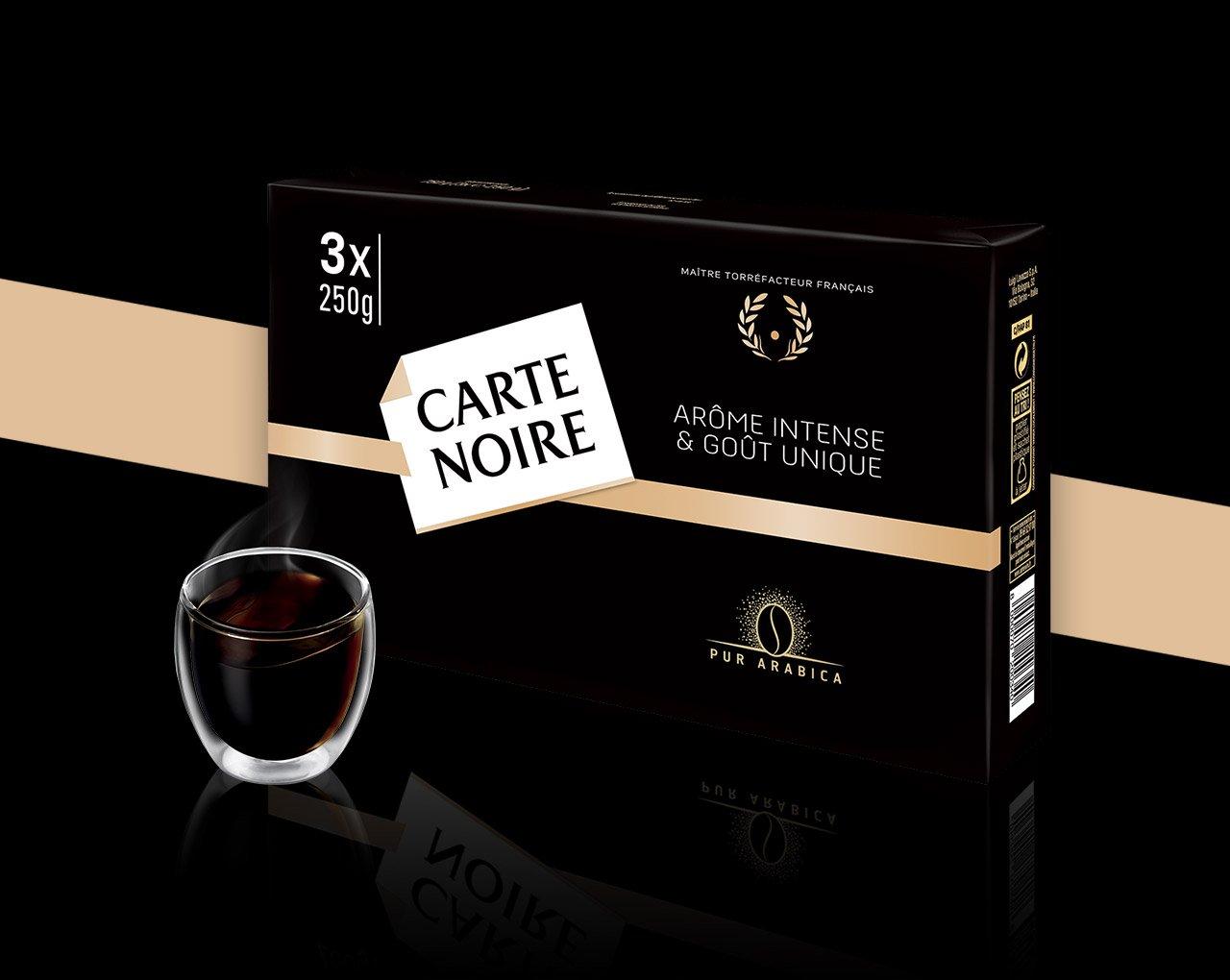 CARTE NOIRE CLASSIQUE - Café torréfié moulu